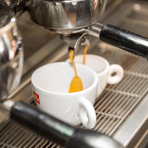 Caffe in piazza Carpenedo