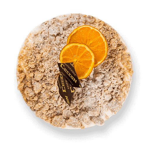 Cheesecake agli agrumi