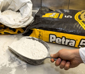 Farina e ingredienti di qualità