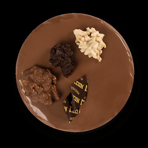 Mousse ai 3 cioccolati