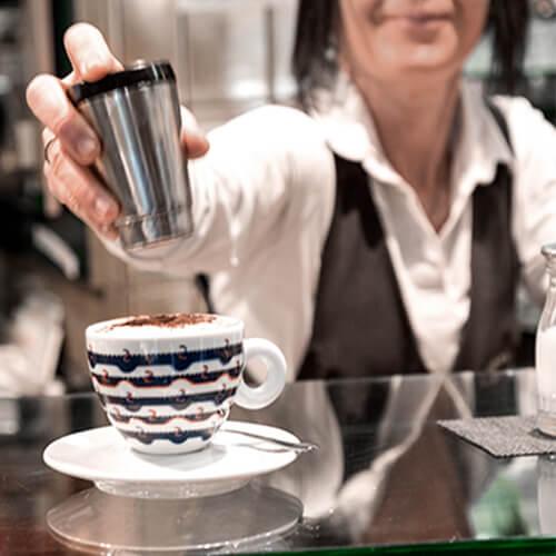 Cappuccino a Mestre